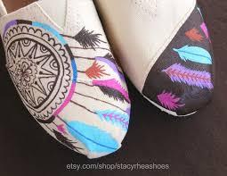 Dream Catcher Toms 100 best Dream Catcher Feather Shoes images on Pinterest Dream 19