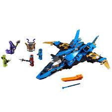 Lego Ninjago Jay's Storm Fighter ‑ Shop Lego & Building Blocks at H‑E‑B