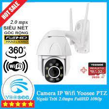 Camera Yoosee Full HD - Quay quét 360 độ - Ngoài trời ⋆ FPTC Cung cấp hệ  thống Camera An ninh chất lượng cao