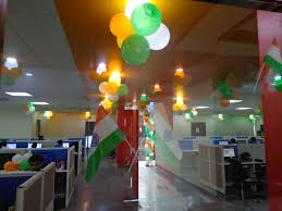 decoration of office. Office Decorated On The Occasion Of Independence Day India Decoration I