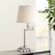lamp bronze wall sconce sconces that plug into swing arm camber workstation deskmp with and usb port designer table electrical base end bedside full size