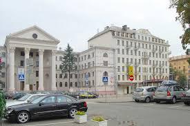 Самый интересный рассказ о Минске Что и где посмотреть Прогулки  Любимый город Самый красивый город Минскю Обои для нетбука 1024х768 Картинка Фотография