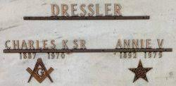 Annie Minerva Vaughan Dressler (1892-1979) - Find A Grave Memorial