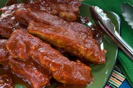 CountryStyle Barbecue Pork Rib Recipe  Pressure Cooking TodayBone In Country Style Ribs Oven