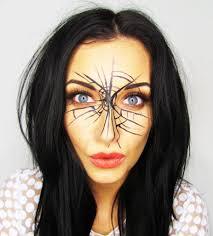beautiful face spider makeup tutorial