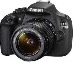 Canon EOS 1200D SLR-Digitalkamera - YouTube Kamera