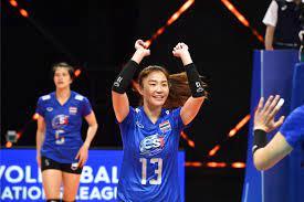 เทียบสถิติ วอลเลย์บอลไทย - แคนาดา VNL 2021 | Thaiger ข่าวไทย