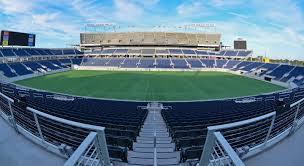 Campus World Stadium Seating Chart Camping World Stadium Citrus Bowl Stadiumdb Com