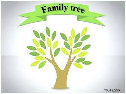 Family Tree Stencil Family Tree Stencil Pattern Templates 4