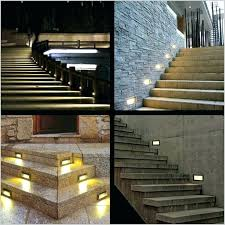 staircase lighting led. Interior Step Light Stair Lights Led Wall Outdoor Waterproof Steel Mesh Pathway Path Staircase Lighting