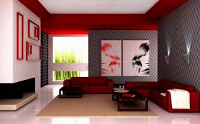Cool Wall Color Combination With Red 24 In with Wall Color Combination With  Red