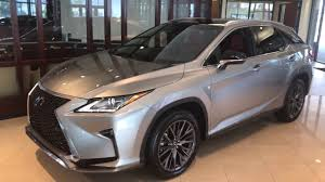 2018 lexus rx 350 silver. atomic silver 2017 rx350 f sport panoramic sunroof 2018 lexus rx 350
