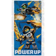 <b>Полотенце Nexo</b> Knights Powers 70х140 <b>Lego</b> — купить в Москве ...