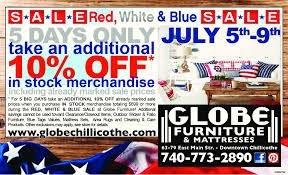 Globe Furniture Chillicothe Ohiodesign