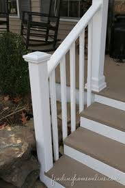 patio steps pea size x: front porch ralings  front porch ralings