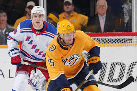 Nashville Predators Vs New York Rangers Game Preview 11 2 19