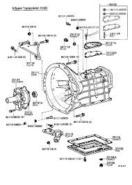 Prevnext array clutch housing u0026 transmission case mtm toyota corolla ke70ae71 rh toyota