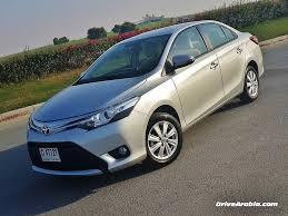 First drive: 2014 Toyota Yaris Sedan in the UAE | Drive Arabia