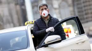 coronavirus germany s taxi drivers