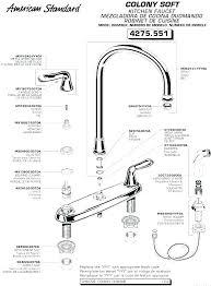 american standard bathroom faucets standard bathroom faucet parts standard shower faucet replacement parts bathtub spout