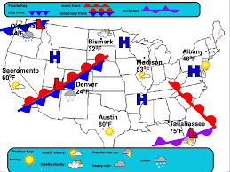 weather and pressure systems approaching weather systems are