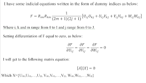 i did dummy indices implication using add command as below is it ok or there are mistakes