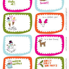 Free printable letters from santa. 36 Sets Of Free Printable Christmas Gift Tags