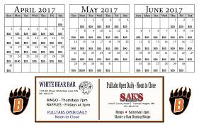 Wblaha Launches 2Nd Annual Calendar Raffle