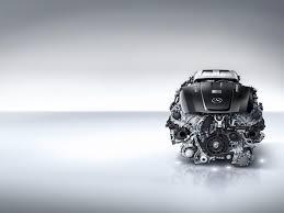 The new AMG 4.0-litre <b>V8 biturbo</b> engine.