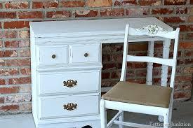 dynamic duo white paint burlap petticoat junktion