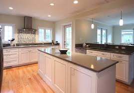 gray countertops white island gray countertop traditional kitchen dc metro