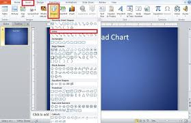 How To Create Quad Chart In Powerpoint 2010