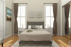 bedroom area rugs placement. How To Choose The Right Area Rug - Decorilla Bedroom Rugs Placement