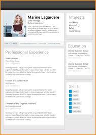 Resume Templates For Linkedin Resume For Study