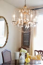 restoration hardware lighting knockoffs. how to create a crystal orb chandelier like restoration hardware | vintage romance style featured on lighting knockoffs