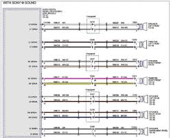 sony wiring diagrams 2013 f150 sony amp wiring diagram 2013 image help jl cleansweep installation sony nav wiring on wiring diagrams for sony car audio