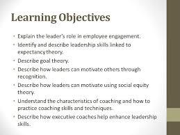 Motivate Leadership Chapter Ten Motivation Coaching Skills Ppt Video Online Download