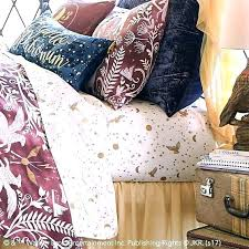 harry potter bedspread harry potter bed sets