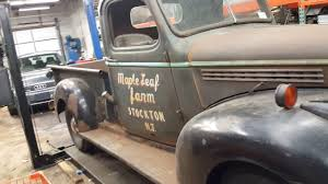 1941 Chevy truck - YouTube