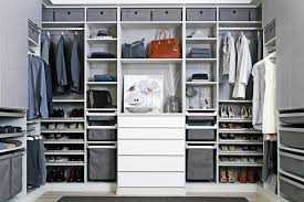 full modern custom closet from taghardware