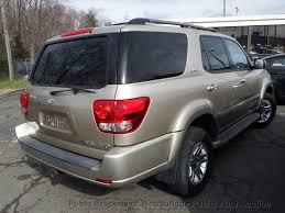 2005 Used Toyota Sequoia 4dr SR5 4WD at Woodbridge Public Auto ...