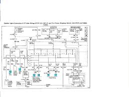 2001 chevy tahoe with a trailer 2001 Chevy Tahoe Wiring Diagram Chevy Trailer Wiring Diagram