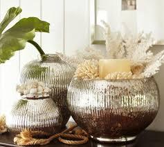 whittier mercury glass vases pottery barn