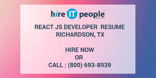 React Js Developer Resume Canyon Royal Gmail Resume Cover Letter