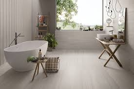 Create sophisticated spaces with the Evo-Q range of textured stone-look  tiles  Lookbox Living