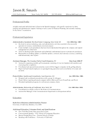 Resume Examples, Professional Experience Resume Template Word Doc Profile  Education Additional Education Volunteer Work And