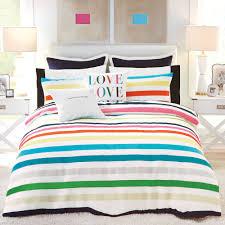 Kate Spade Bedding Bedding Kate Spade New York Candy Stripe Full Queen Comforter Set