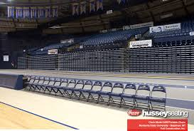Brick Breeden Fieldhouse Seating Chart The Brick Breeden Fieldhouse Hussey Seating Company