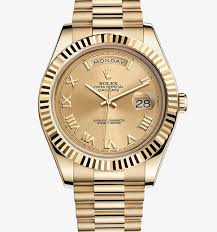 best gold watches for men rolex day date ii 2 president yellow gold watches men rolex
