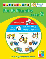Letterland Chart Fix It Phonics Level 3 Student Pack By Letterland Issuu